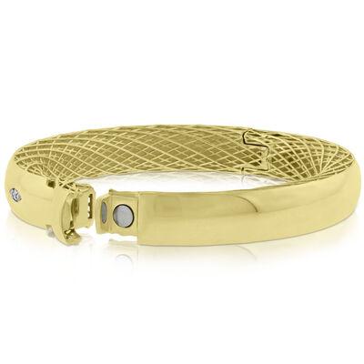 Roberto Coin Bangle Bracelet 18K