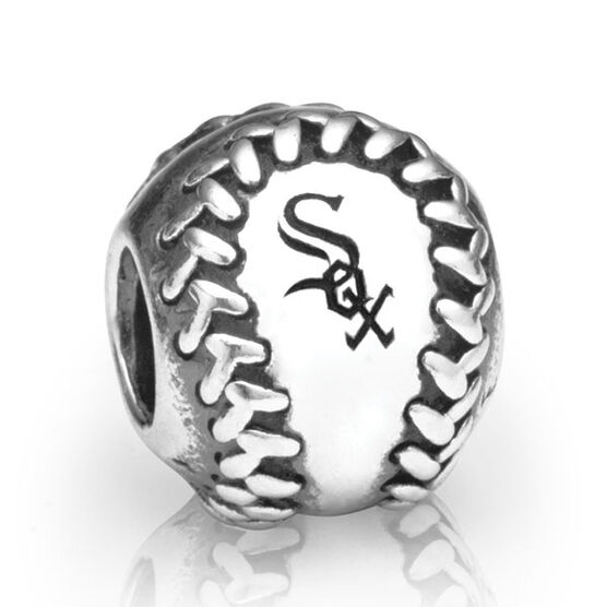 PANDORA Chicago White Sox MLB Charm