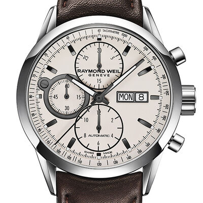 Raymond Weil Chronograph Freelancer Watch
