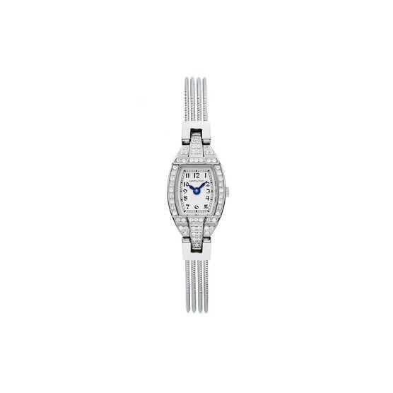 Lady Hamilton 'Replica' Diamond Watch
