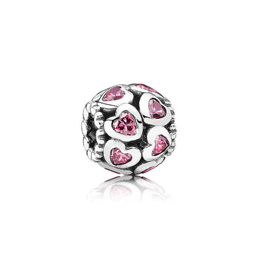 PANDORA Love All Around CZ Charm