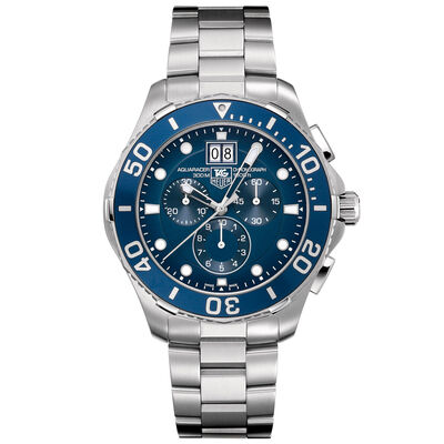 TAG Heuer Aquaracer Chronograph, 43mm