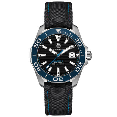TAG Heuer Aquaracer 300M Calibre 5 Watch, 41mm