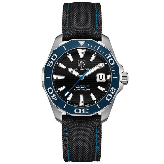 TAG Heuer Aquaracer 300M Calibre 5 Watch, 41mm