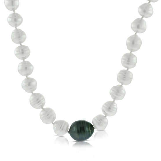 Cultured South Sea & Tahitian Pearl Strand