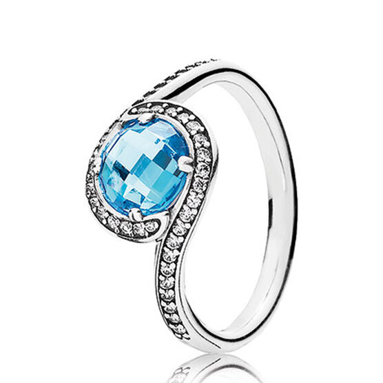 PANDORA Radiant Embellishment Ring