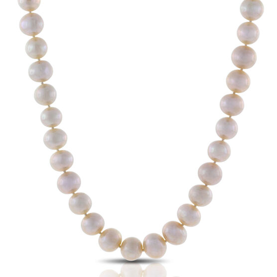 Freshwater Cultured Pearl Strand, 52""