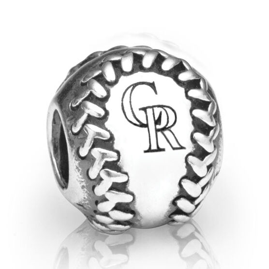 PANDORA Colorado Rockies MLB Charm