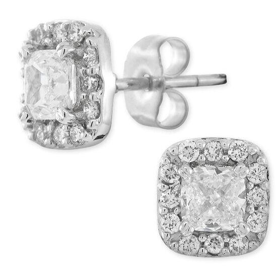 Diamond Earrings 14K