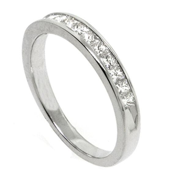 Princess Cut Diamond Ring 14K, 1/2 ctw.