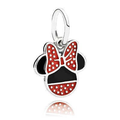 PANDORA Disney Minnie Icon Charm