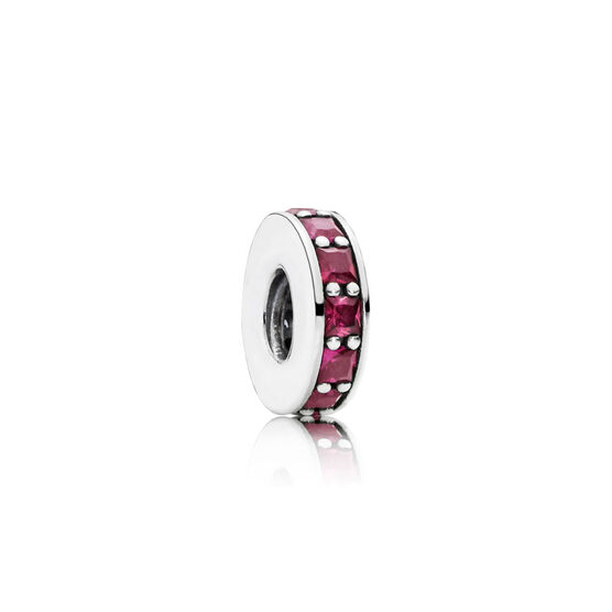 PANDORA Red Eternity Spacer