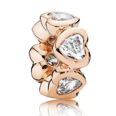 PANDORA Rose™ Space in My Heart Spacer