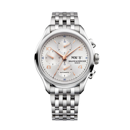 Baume & Mercier CLIFTON 10130 Watch, 43mm