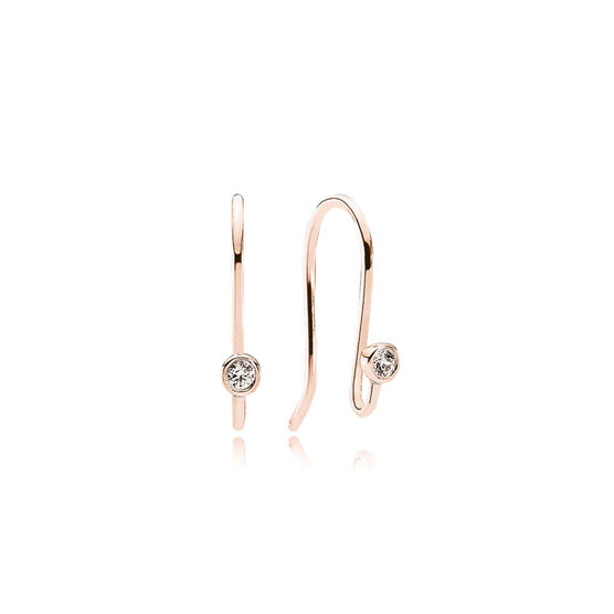 PANDORA Rose™ Earring Posts