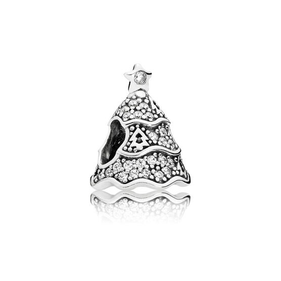 PANDORA Twinkling Christmas Tree Charm