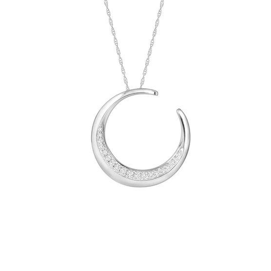 HOPECIRCLE Diamond Pendant 14K, .18 ctw.