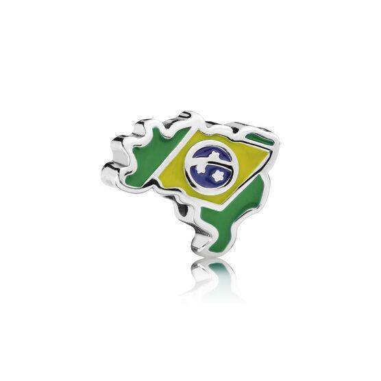 PANDORA Brazil Charm
