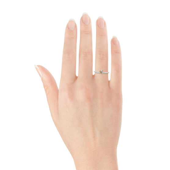 Diamond Promise Ring 10K