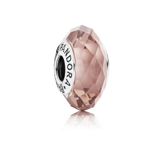 PANDORA Blush Fascinating Charm