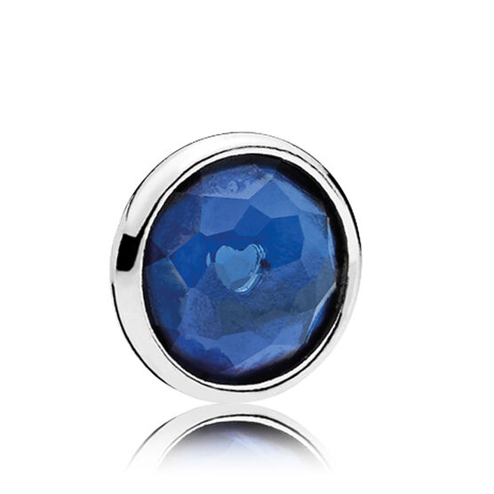PANDORA Petite Element September Droplet Charm