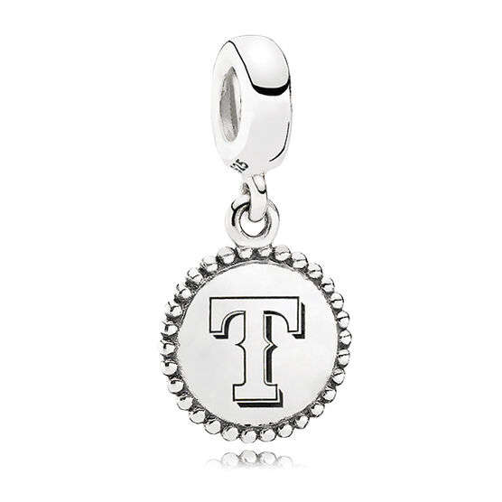 PANDORA Rangers MLB Dangle Charm