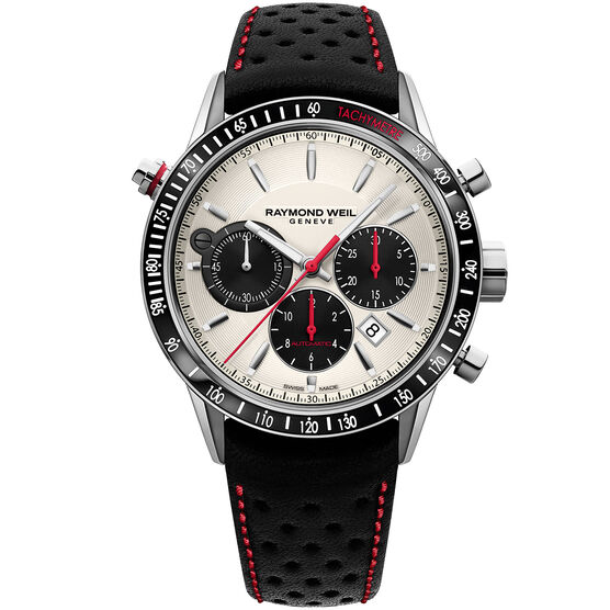 Raymond Weil Auto Chrono Freelancer Watch