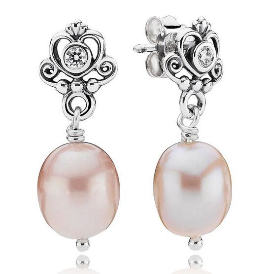 PANDORA My Sweet Princess Earrings RETIRED