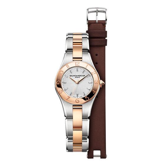Baume & Mercier LINEA 10080 Watch, 27mm