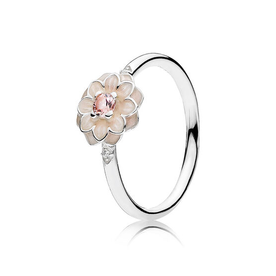 PANDORA Blooming Dahlia Ring