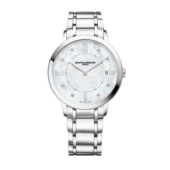 Baume & Mercier CLASSIMA 10225 Ladies Watch, 36.5mm