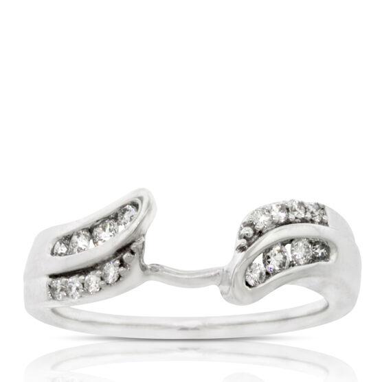 Diamond Ring Wrap 14K
