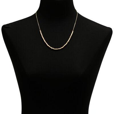 Toscano Multi-ring Necklace 14K