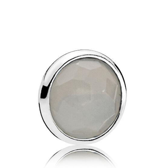 PANDORA Petite Element June Droplet Charm