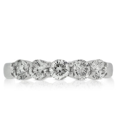 Diamond Band. 1 ctw. 14K