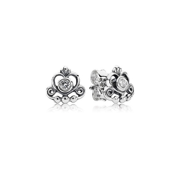 PANDORA My Princess Earrings