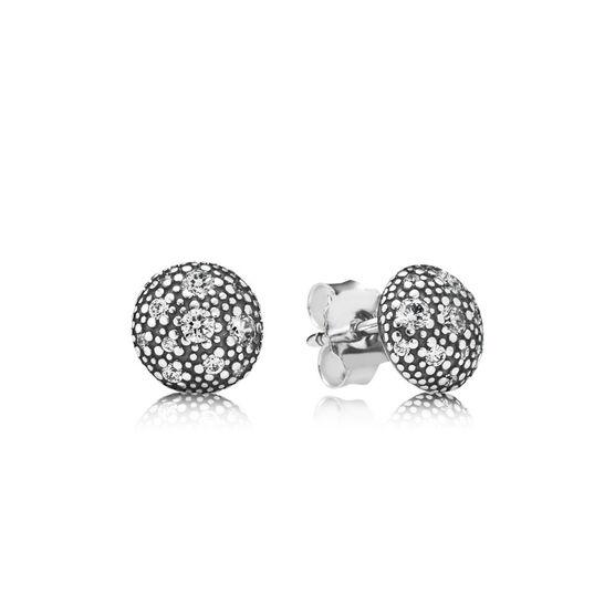 PANDORA Cosmic Stars CZ Earrings