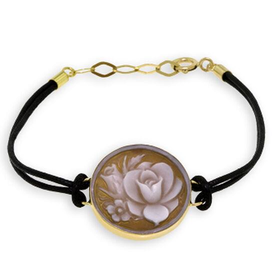 Toscano Collection Cameo Bracelet 18K