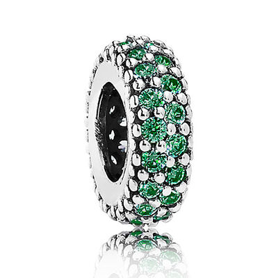 PANDORA Inspiration Within Green Spacer