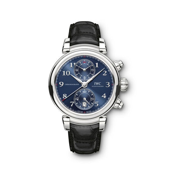 IWC Da Vinci Chronograph Edition ' Sport For Good Foundation' Watch
