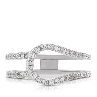 Diamond Ring Insert 14K