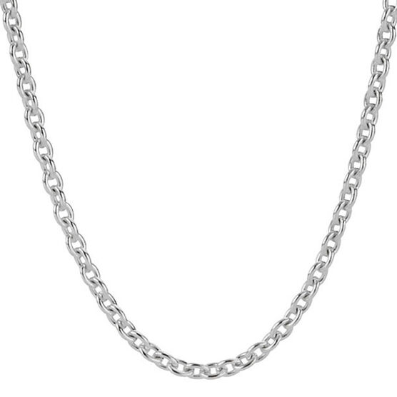 PANDORA Liquid Silver Necklace 75cm / 29.5""