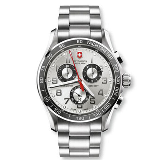 Victorinox Swiss Army Chrono Classic XLS Watch 241445