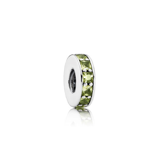 PANDORA Olive-Green Eternity Spacer