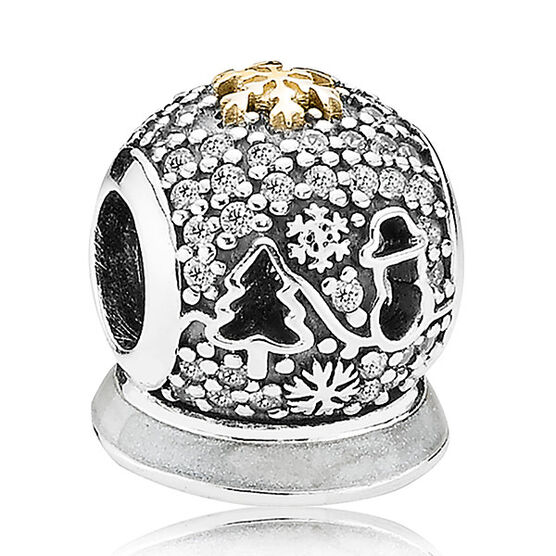 PANDORA 2015 Black FridayWonderland Charm- Limited Edition