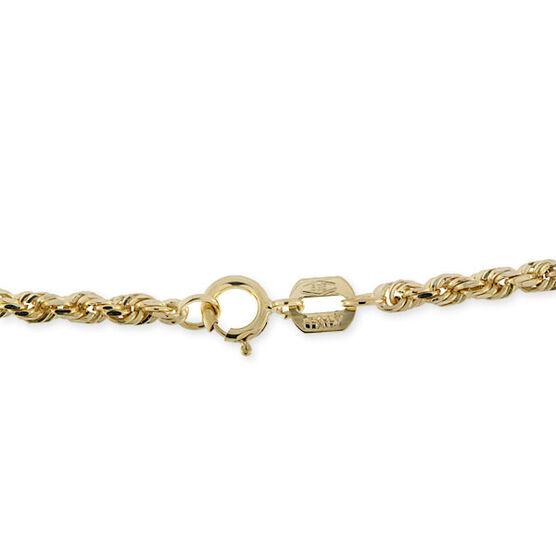"""Rope Chain 14K, 20"""""""