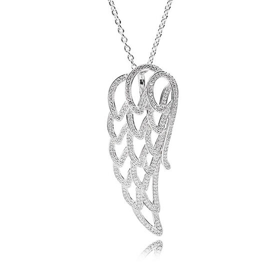 PANDORA Angel Wing Pendant