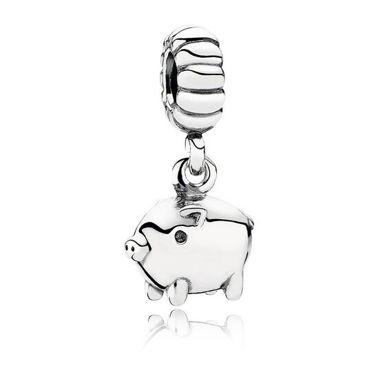PANDORA Piggy Dangle Charm