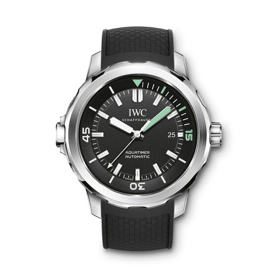 IWC Aquatimer Automatic Watch