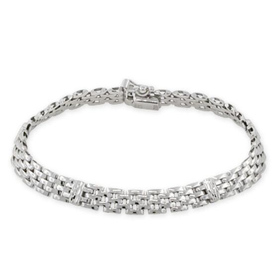 Toscano Collection Link Bracelet 18K